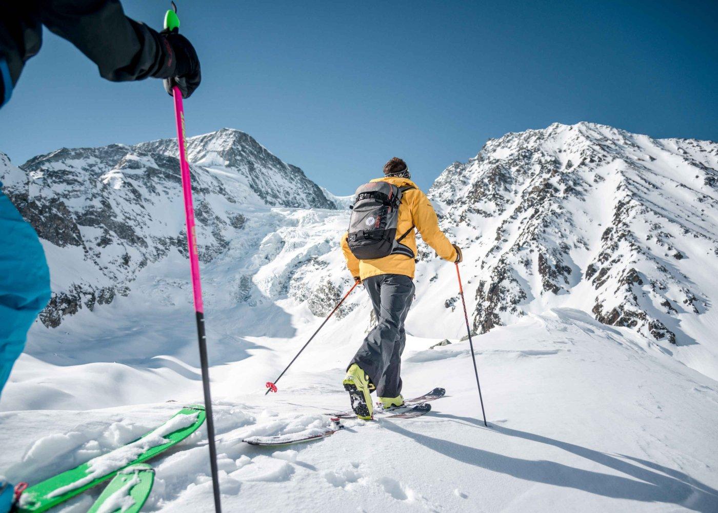 Les guides du Val d'Hérens