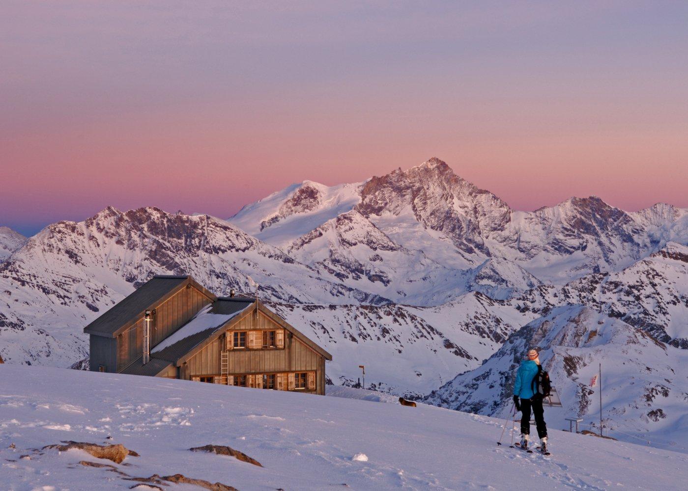 Cabanes et refuges d'altitude