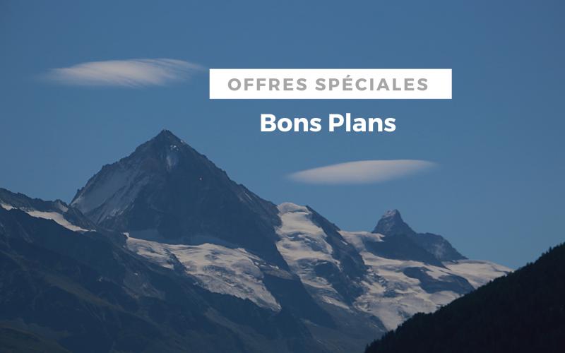 BONS PLANS  | Offres spéciales