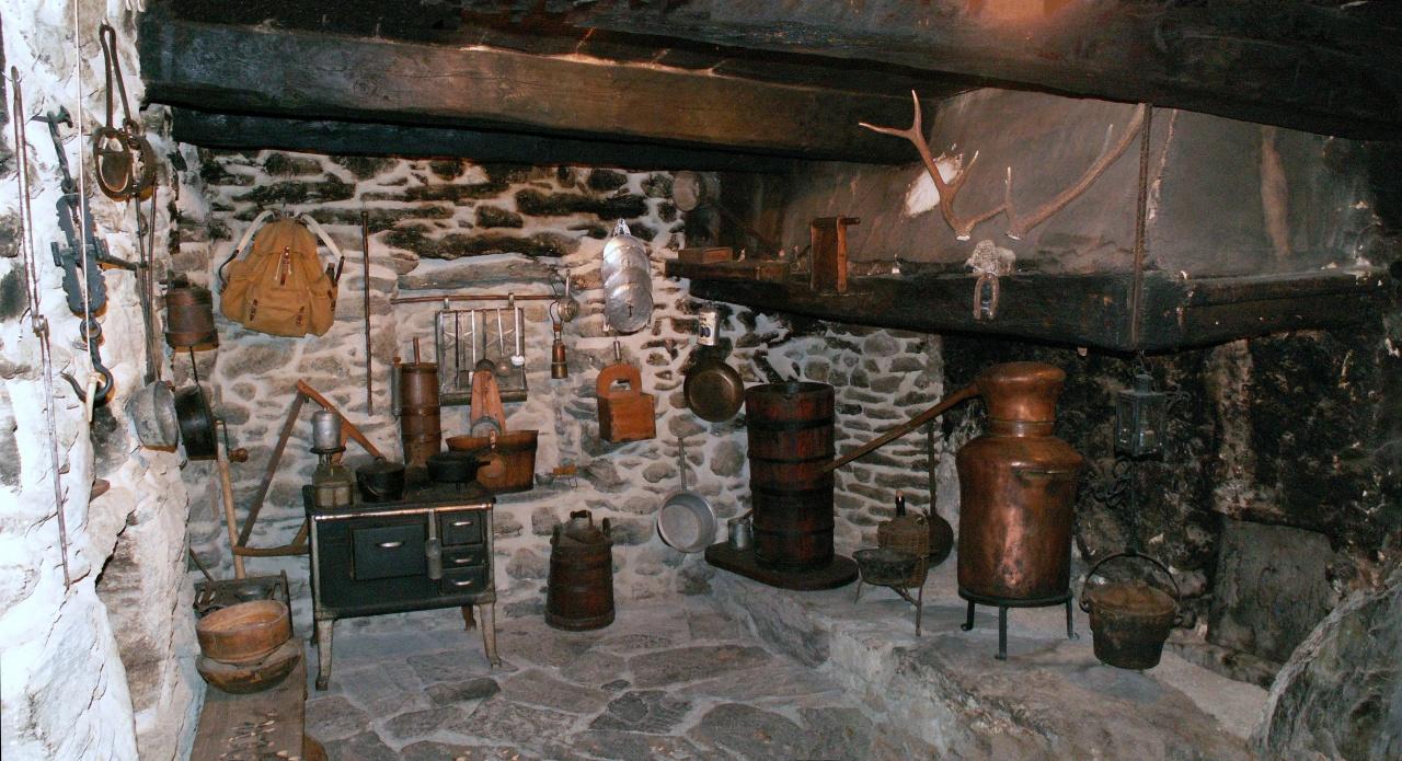 Le Musée multi-sites d'Hérémence