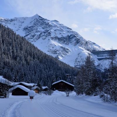 Langlauf -  Pralong / Val des Dix