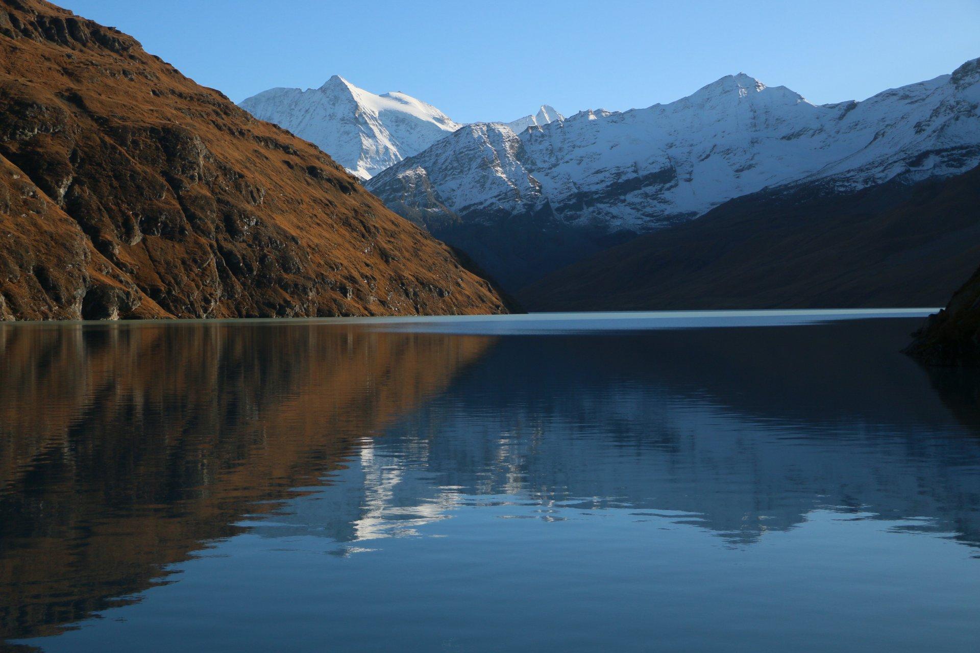 Val d'Hérens : Les plus belles randonnées
