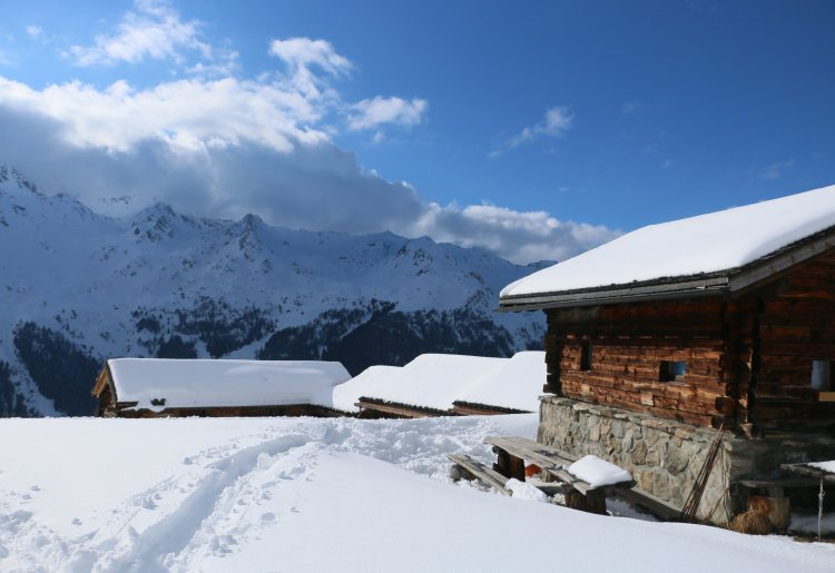 Week-end exquis au Val des Dix