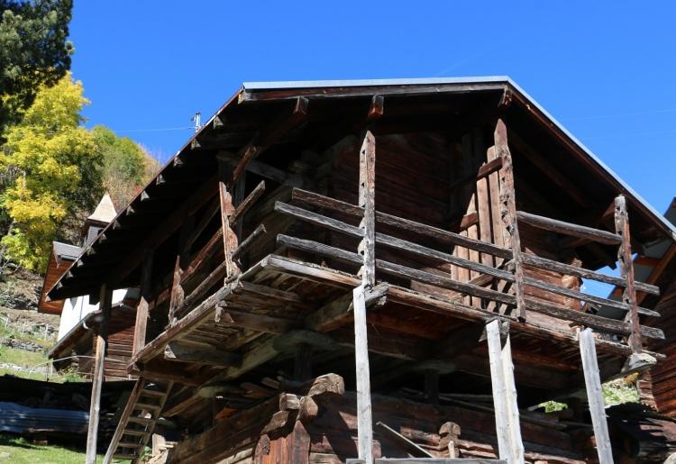 Le tour des villages et hameaux