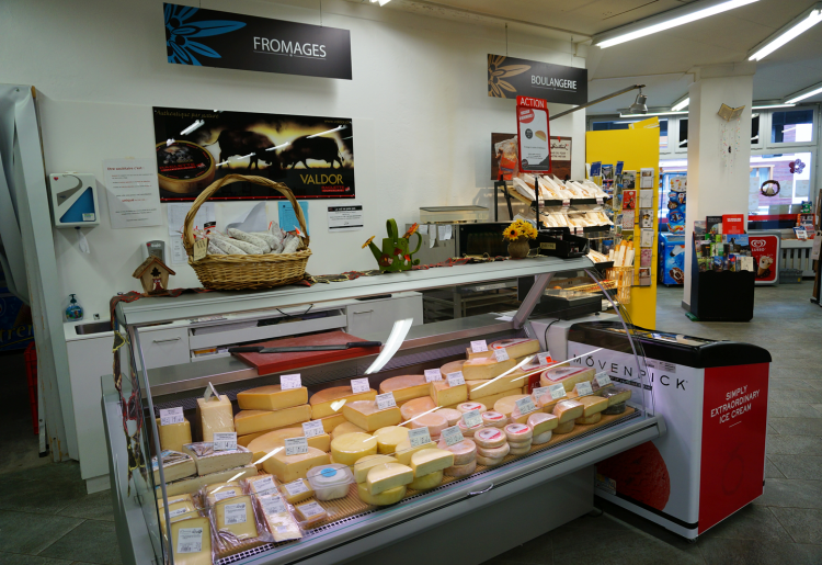 Edelweiss Market d'Hérémence