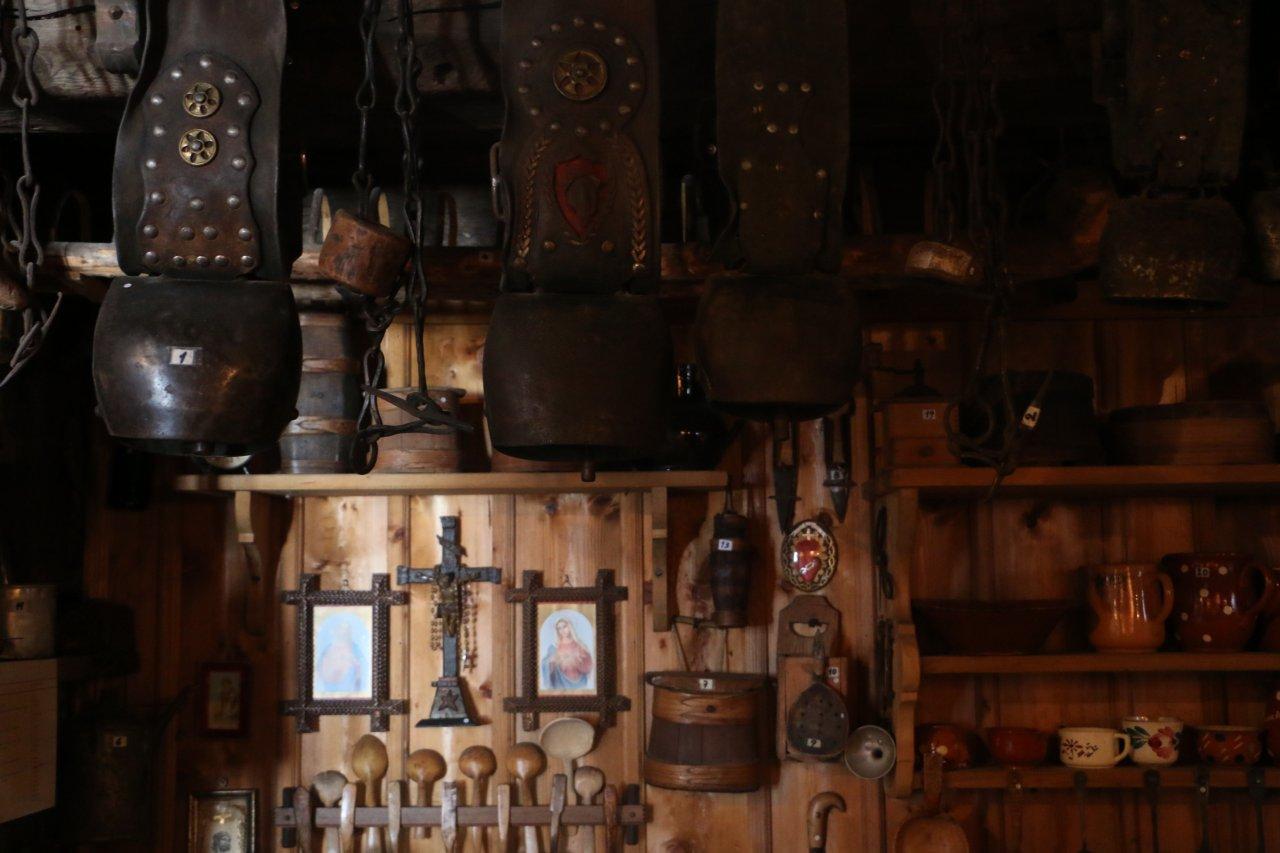 Besuch von den Museum von Hérémence