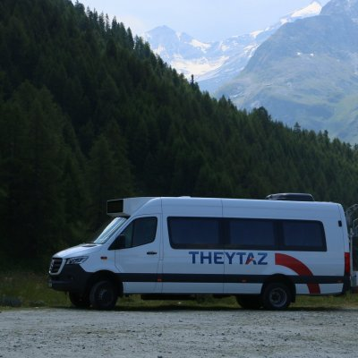 La navette des alpages du Val d'Hérens